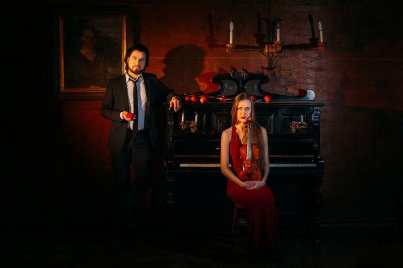 Kristīnes Balanas un Andreja Osokina kamermūzikas koncerts