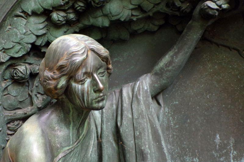 Ekskursija Rīgas Meža kapos