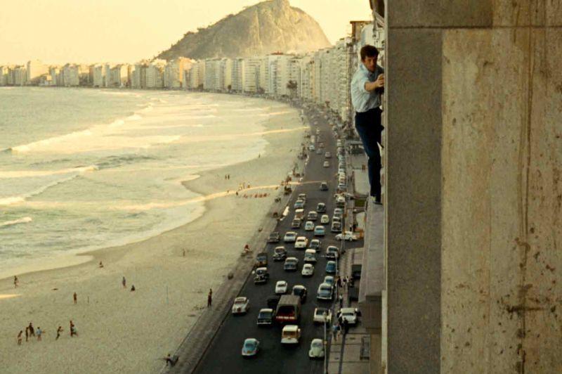 KINO BIZE JUBILEJA. Vīrs no Rio