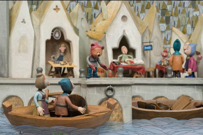 Bezmaksas kinoseansi bērniem Ziemassvētkos. LEONA 4 GADALAIKI.