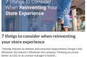 Retail Rewired: Mazumtirdzniecības digitālās stratēģijas darbnīca kopā ar vadošo pircēju un patērētāju uzvedības pētnieku Kenu Hjūzu (orģ. Ken Hughes), Īrija.