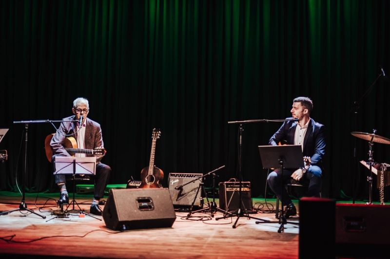 Ērika Upenieka koncertprogramma
