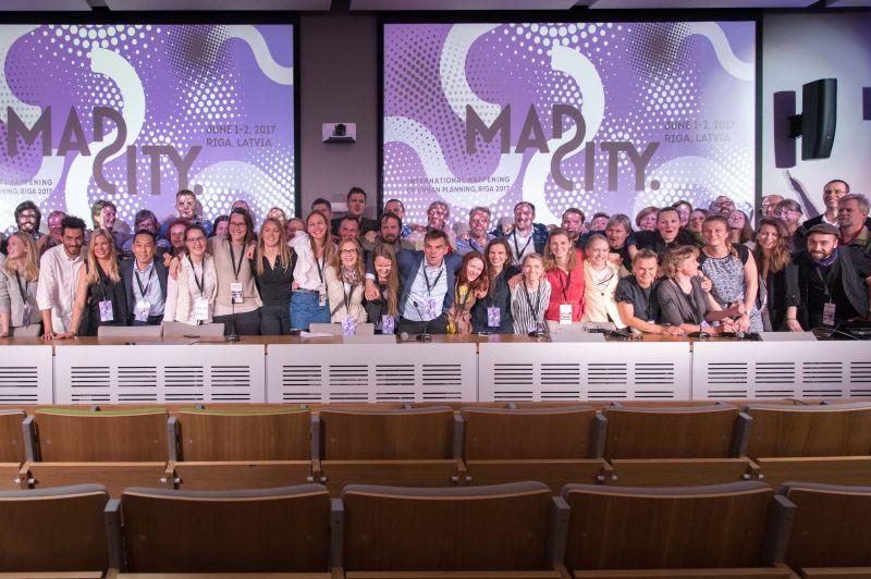 MadCity Riga 2018