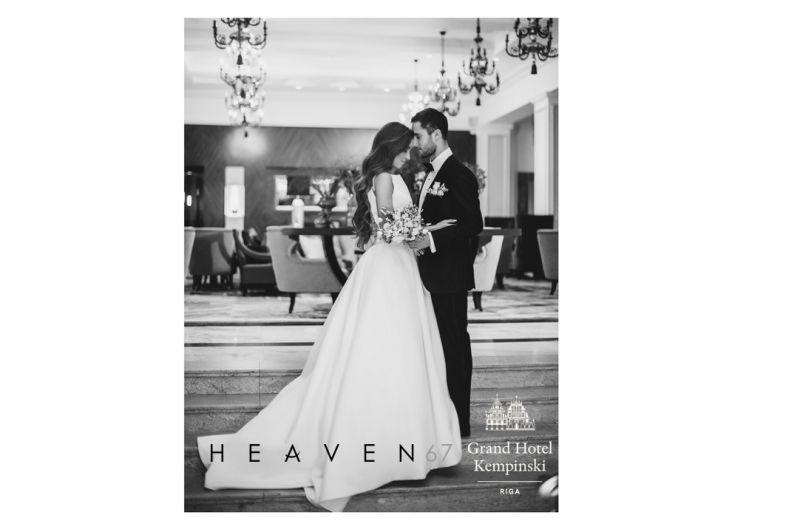 Fake Wedding by Heaven 67 (Cenā ietilpst kāzu vakariņas ar dzērieniem!)