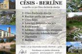"""Pārgājiens """"Cēsis – Berlīne"""""""