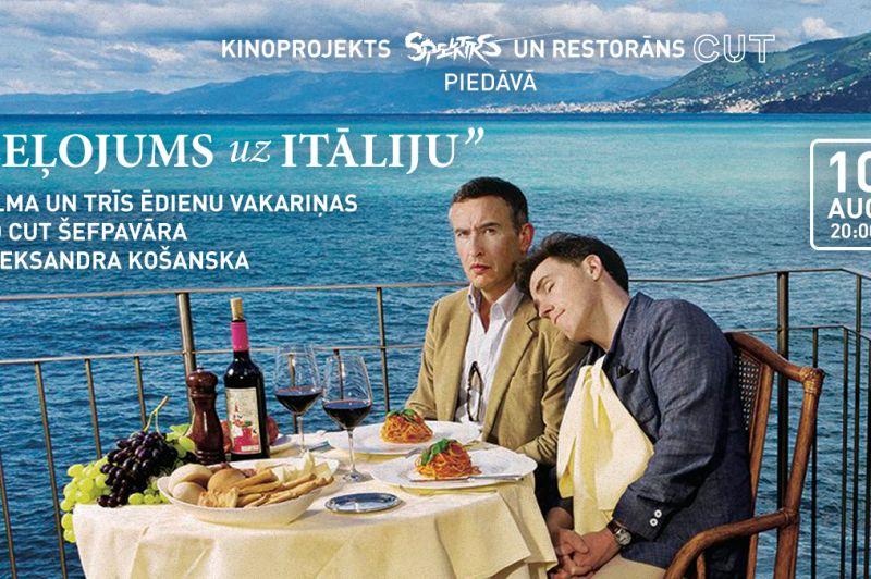 Kino-vakariņas:
