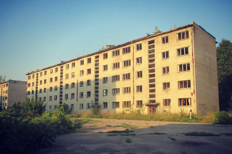 Ekskursija uz pamesto militāro pilsētu Skrunda-1 un Kuldīgu