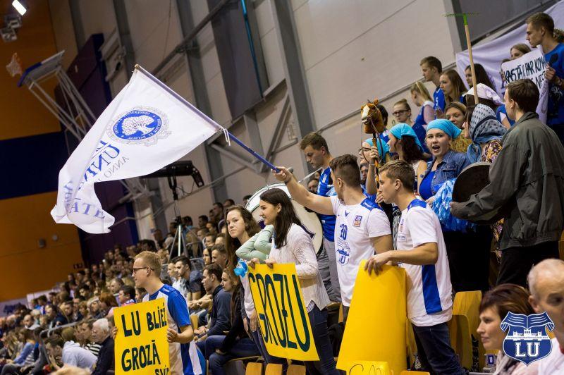 Latvijas Universitāte - BK Ventspils