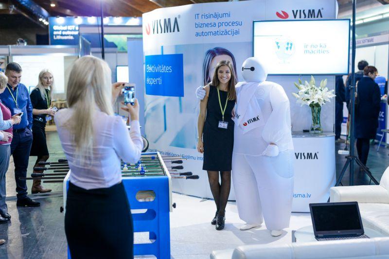 """""""RIGA COMM 2018"""" – Baltijas biznesa tehnoloģiju izstāde un konference"""