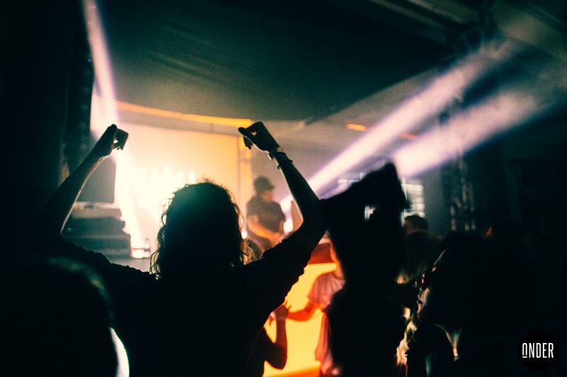 UNDER Festival 2018 (25.-27. Maijs)