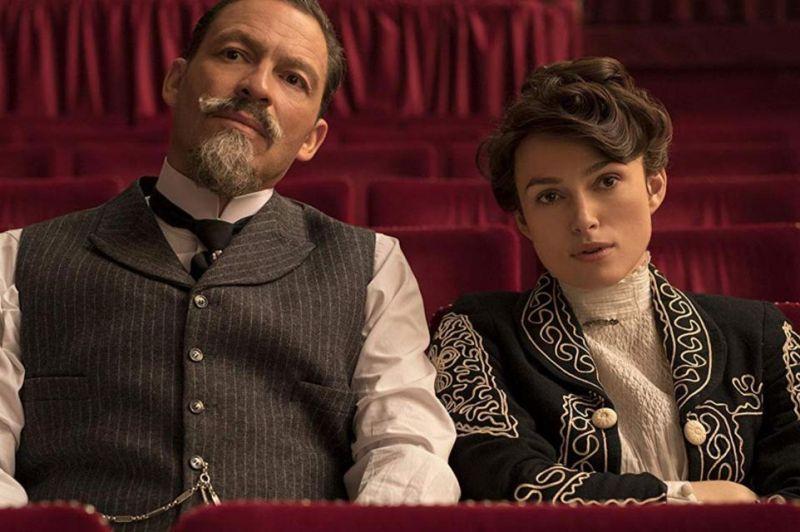 Februāris – Eiropas kino mēnesis. KOLETE
