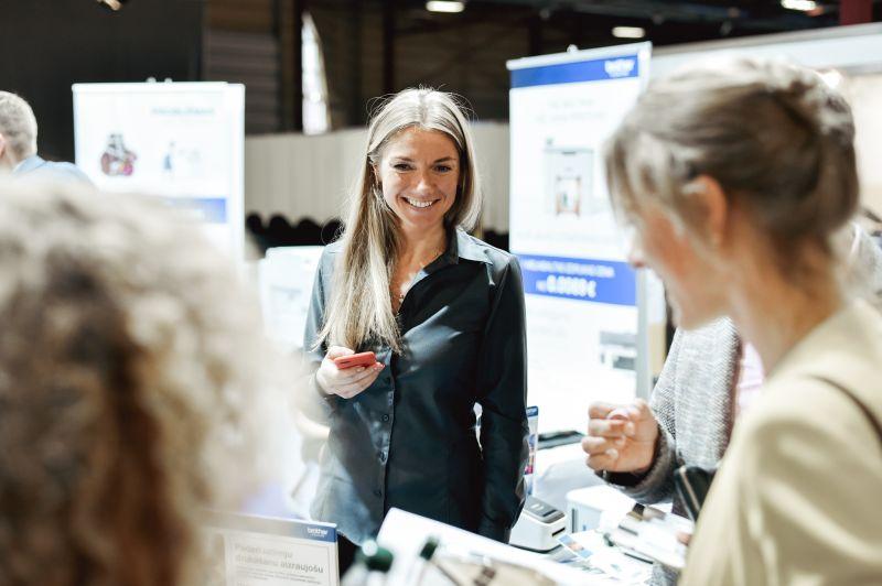 """""""RIGA COMM 2019"""" – Baltijas biznesa tehnoloģiju izstāde un konference"""