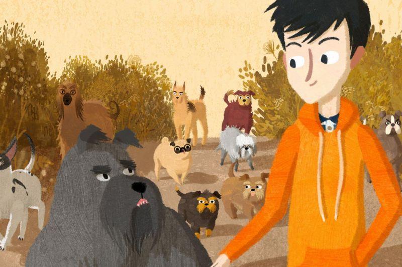 Bēbīšseanss. Jēkabs, Mimmi un runājošie suņi