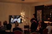 Lekcijas par māksliniecisko parfimēriju ar Mariku Rozenbergu