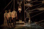 Рижский цирк представляет: представление «Machine de cirque»