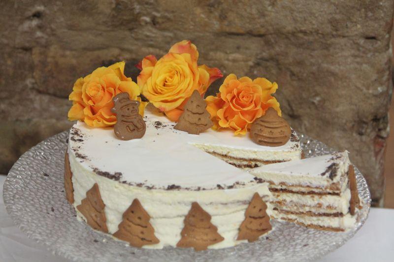 Meistarklase - Piparkūku kūka