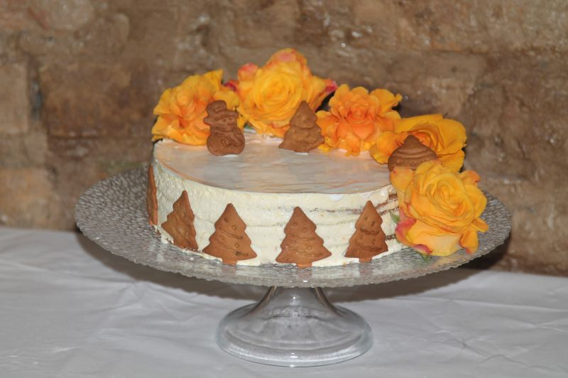 Meistarklase bērniem - Piparkūku kūka