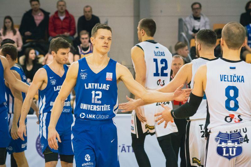 Pafbet LAT-EST BL: Latvijas Universitāte - Jūrmala Betsafe