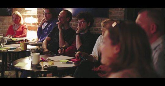 FILMU VEIDOŠANA AR VIEDTĀLRUNI – SEMINĀRS-DARBNĪCA PROFESORA KARLA BARDOŠA (KARL BARDOSH) VADĪBĀ