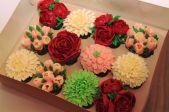 Profesionālā meistarklase - Krēma ziedi