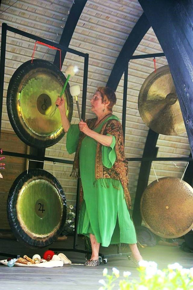Gongu koncerts