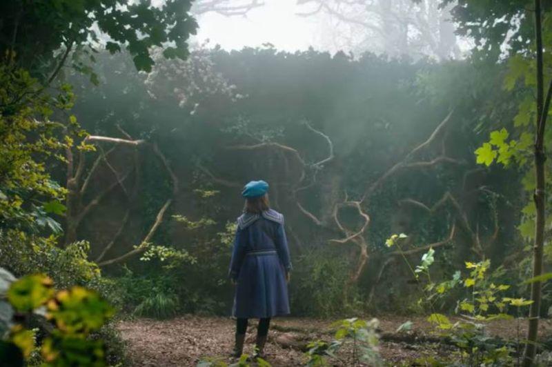 Noslēpumainais dārzs