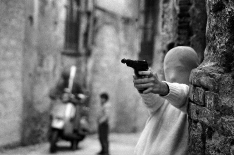 Mafijas fotogrāfe