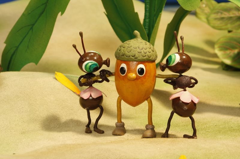 Animācijas brigādes īsfilmu programma
