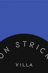 K.K. fon Stricka villas dārzs